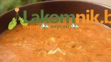 Супа от агнешки черен дроб