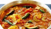 Зеленчукова супа с леща