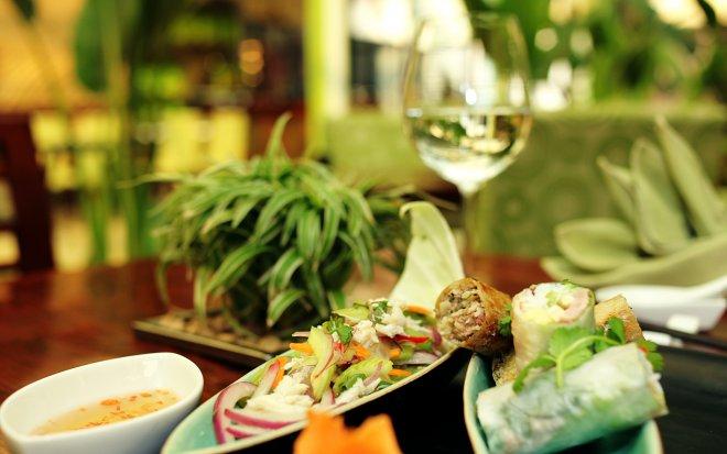 Оризът е кралят на виетнамската кухня