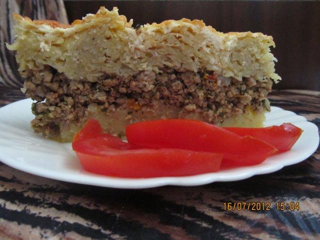 Картофено суфле