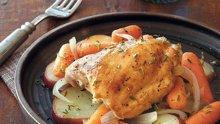 Пилешко месо с цитруси