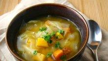 Яхния с чушки и картофи