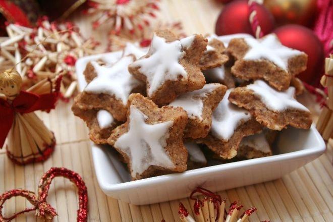 Коледни сладки с джинджифил