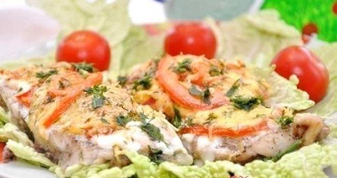 Суфле от риба