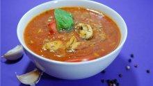 Супа от миди по рибарски