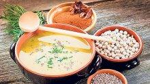 Крем супа от нахут
