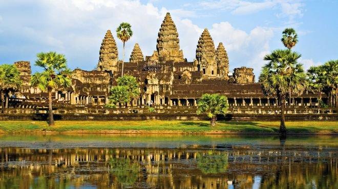 Камбоджа е родината на екзотиката